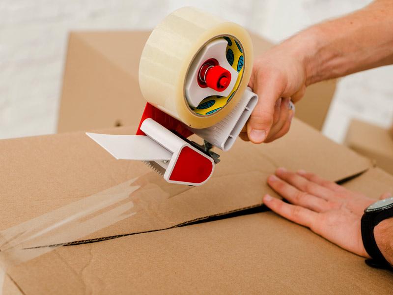 Umzug München - Möbel einpacken / Umzugsmaterialienl einpacken